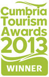 Cumbria Tourism cottage holiday award