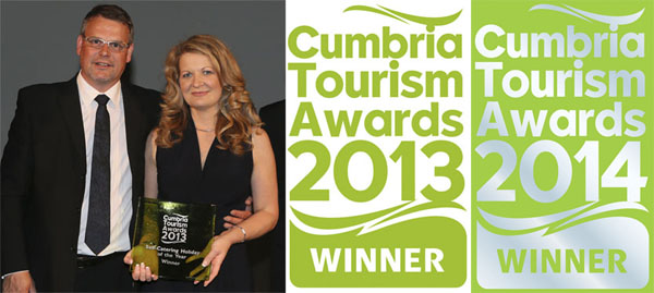 Lake District holiday cottage awards 2013