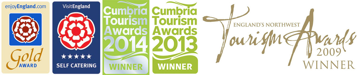 Award-winning Lake District cottages