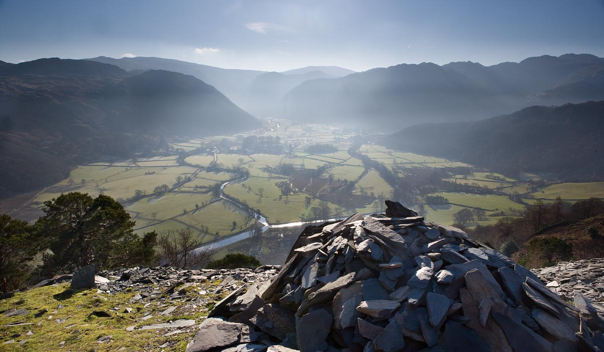 Luxury Lake District self catering cottages for couples, families and groups