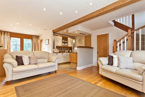 Tan holiday cottage with self-catering holiday accommodation for 6 at Hall Hills with easy access to the Lake District