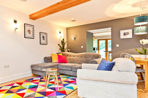 Tethera holiday cottage with self-catering holiday accommodation for 4, dog friendly, at Hall Hills with easy access to the Lake District